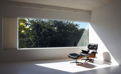 Zapadlý dům - Obývací pokoj - foto: Courtesy of Adjaye Assocates