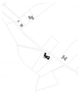 Dům v Žamberku - Situace - foto: MOLO ARCHITEKTI