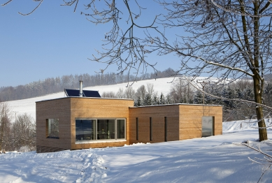 Dům v Albrechticích - foto: Jaroslav Hejzlar