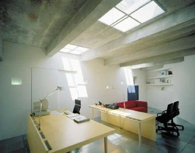Kancelář pod zahrádkou - foto: Ester Havlová