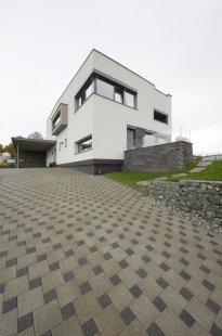 Rodinný dům Rtyně v Podkrkonoší - foto: Jiří Ernest