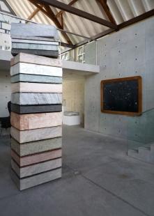 Stone Sculpture Museum - foto: Karolína Kripnerová, 2013