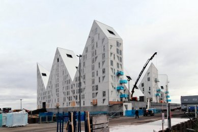 Iceberg Housing - foto: Petr Šmídek, 2012