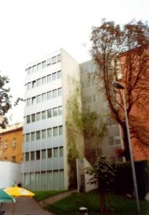Administrativní centrum Palmovka Park - foto: Jan Kratochvíl