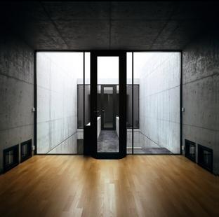 Azuma House - Počítačová vizualizace