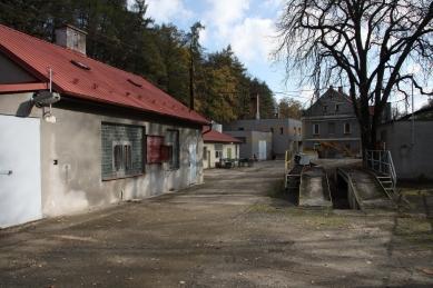 Rekreační areál Hřebíkárna - Původní stav - foto: PO architekti