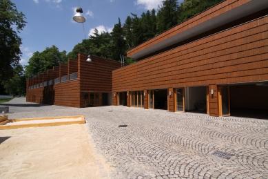 Rekreační areál Hřebíkárna - foto: Ondřej Hilský