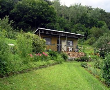 Rodinný dům Vaňov - Původní stav