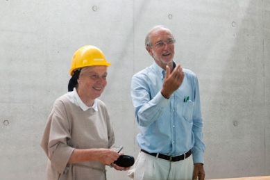 Rehabilitation of the Ronchamp site - foto: Michel Denancé