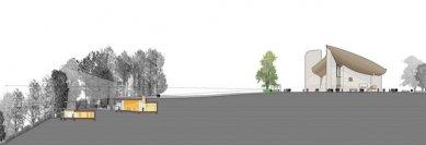 Rehabilitation of the Ronchamp site - foto: RPBW