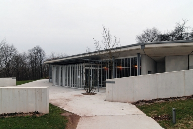 Rehabilitation of the Ronchamp site - foto: Petr Šmídek, 2013
