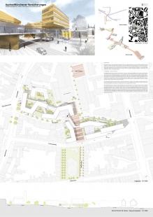 AachenMünchener Headquarters - Soutěžní návrh - foto: Kadawittfeldarchitektur