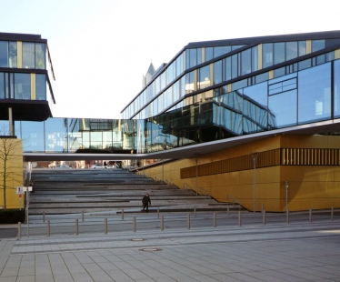 AachenMünchener Headquarters - foto: Karolína Kripnerová, 2013