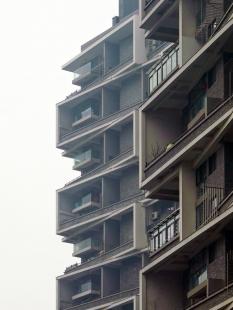Vertikální apartmány - foto: Vít Podráský