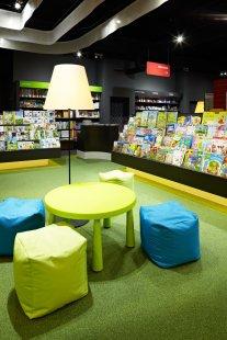 Knihkupectví Kanzelsberger – CČM - foto: Andrea Thiel Lhotáková