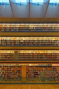 Study Centre Anna Amalia Library - foto: Petr Šmídek, 2019