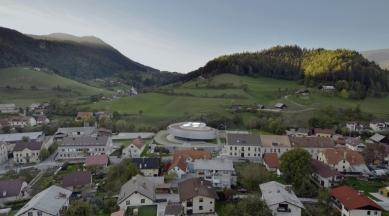 Cultural Center of EU Space Technologies - foto: Tomaž Gregorič