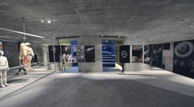 Evropské kulturní centrum pro vesmírné technologie - foto: Tomaž Gregorič