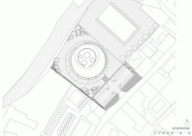 Cultural Center of EU Space Technologies - Situace