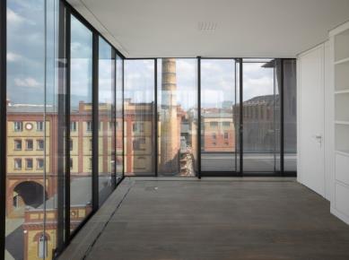 Muzeum architektonické kresby - foto: Roland Halbe
