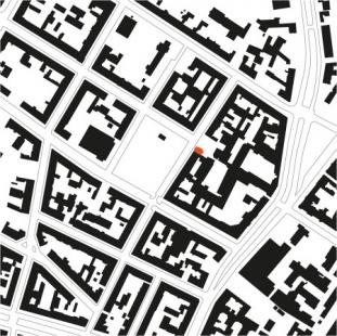 Muzeum architektonické kresby - Situace - foto: SPeeCH Tchoban&Kuznetsov