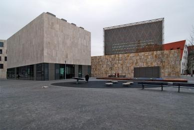 Jewish Center Munich - foto: Petr Šmídek, 2008