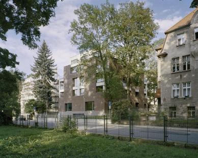 Bytový dům v Komenského ulici - foto: Tomáš Balej
