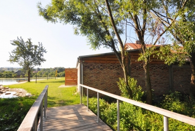 Guest Facilities for a Biotope at Honětice - foto: archiv autorů