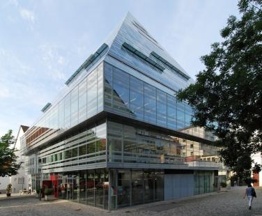 Central Library Ulm - foto: Petr Šmídek, 2011