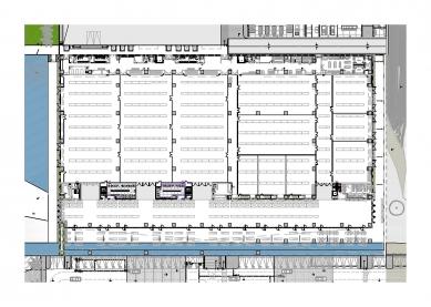 International Convention Center in Los Cabos - Floor plan - foto: FR-EE