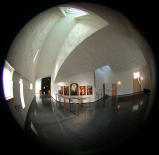 Kaple sv. Ignáce - foto: Petr Šmídek, 2001
