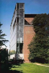 Tacktoren - foto: Stéphane Beel Architects