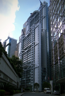 Hong Kong & Shanghai Banking Corporation - foto: © archiweb.cz   Ladislav Semela