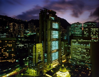Hong Kong & Shanghai Banking Corporation - foto: © Foster and Partners   Ian Lambot