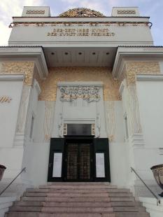 Výstavní pavilon Secession - foto: Petr Šmídek, 2003