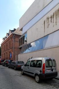 Umělecká škola Sint-Lucas - foto: Petr Šmídek, 2012