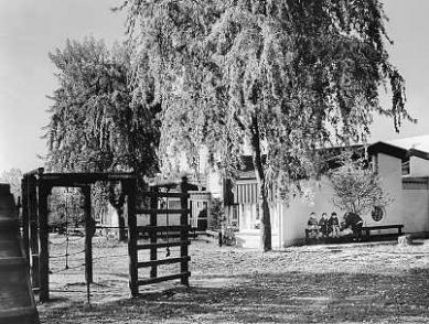 Nursery School Stephanus Parish - Historický snímek