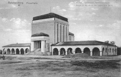 Krematorium a urnový háj v Liberci