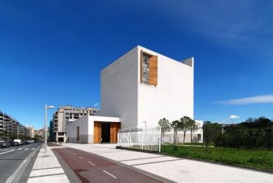 Farní kostel v San Sebastianu - foto: Petr Šmídek, 2013