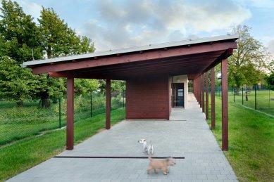 Dům pro paní se dvěma psy - foto: Tomáš Rasl