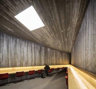 Městská knihovna Seinäjoki - foto: Mika Huisman