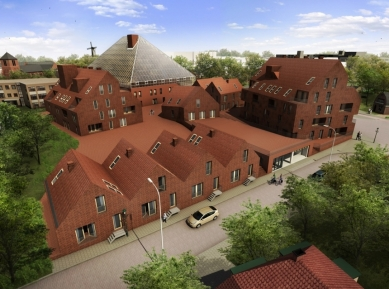 Veřejná knihovna Spijkenisse - Vizualizace - foto: MVRDV