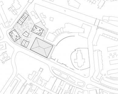 Veřejná knihovna Spijkenisse - Situace - foto: MVRDV