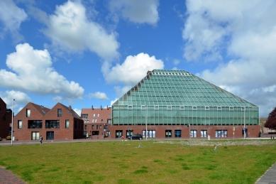 Veřejná knihovna Spijkenisse - foto: Petr Šmídek, 2016