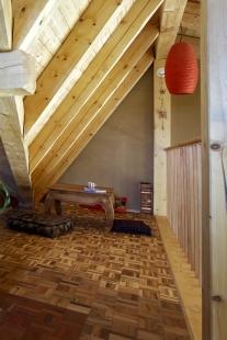 Origami ze dřeva a hlíny