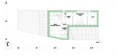 Origami ze dřeva a hlíny - Podkroví