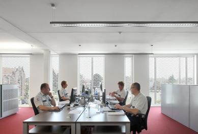 Policejní komisařství Bruggy - foto: Filip Dujardin