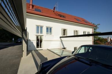 Rodinný dům Nad Tejnkou - foto: Ondřej Polák