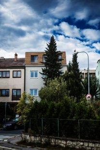 Půdní nástavba Brno - foto: Jakub Viktora