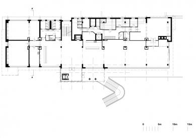 Hotel Duo - Entrance floor - foto: QARTA ARCHITEKTURA s.r.o.